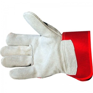 UCi USUR Leather Rigger Gloves with Knuckle Protection
